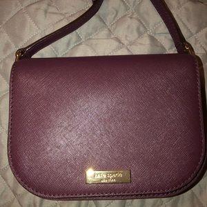 Kate Spade cross body purse .